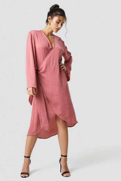 Aéryne Paris Lauryn Dress - Pink