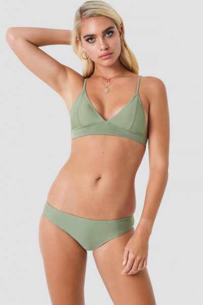 Hot Anatomy Dół bikini Flirty - Green